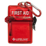The Lifeline First Aid® Waterproof First Aid Kit - 28 Pieces
