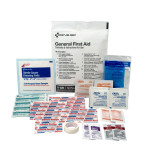 The First Aid Triage Pack - General First Aid (with medications)