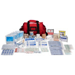 The First Aid Only® Coaches First Responder Kit, 390 Piece, Softsided Bag