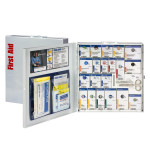The First Aid Only Large Metal SmartCompliance Cabinet, ANSI A+