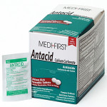 The Medi-First Antacid, 100/box