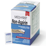 The Medi-First Non-Aspirin, 500/box