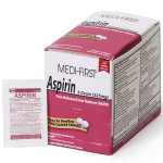 The Medi-First Aspirin, 100/box