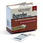 The Medi-First Ibuprofen, 8/box