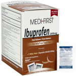 The Medi-First Ibuprofen, 250/box