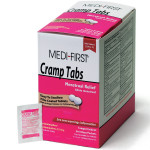 The Medi-First Cramp Tabs, 500/bx