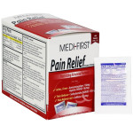 The Medi-First Pain Relief, 100/box