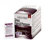 The Medi-First Sinus Pain & Pressure, 100/box