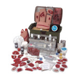 The Simulaids Deluxe Casualty Simulation Kit
