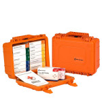 The First Aid Only 16 Unit ANSI A First Aid Kit, Plastic, Waterproof