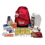 The 1 Person Emergency Preparedness Hurricane Backpack