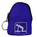 The American CPR Training™ CPR Blue BeltLoop/KeyChain BackPack