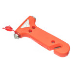 The Emergency Window Punch & Seat Belt Cutter