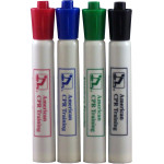 The American CPR Training™ / AEHS Dry Erase Pens- 4 pack (Red, Green, Blue, & Black)