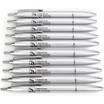 The American CPR Training™ Ball Point Banner CPR Reminder Pen - 10 pack