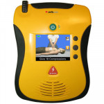 The Defibtech Lifeline View AED Standard Package