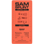"The MayDay Industries Emergency Gear 9"" Wrist Sam Splint Flat, Reusable, 1 Each"