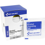 The First Aid Only® Alcohol Cleansing Wipes, 20 Each - SmartTab EzRefill