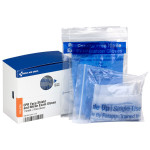 The CPR Rescue Breather with 2 Pair Gloves Per Box - SmartTab EzRefill