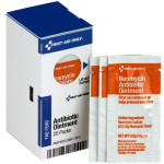 The First Aid Only® First Aid Antibiotic Ointment, 20 Each - SmartTab EzRefill