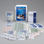 The First Aid Only® All Purpose First Aid Kit, 52 Pieces - Small