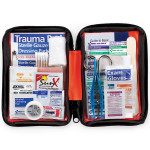 The First Aid Only® Outdoor First Aid Kit, Softsided, 107 Pieces - Small