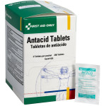 The First Aid Only® Antacid Tablets - 250 Per Box