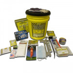 The MayDay Brand 1 Person Deluxe Emergency Honey Bucket Kit