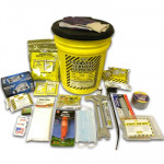 The MayDay Brand 2 Person Deluxe Emergency Honey Bucket Kit