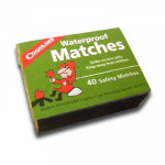 The MayDay Industries Emergency Gear Waterproof Matches Box of 40