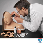 The Life/form® Ear Examination Simulator and Basic Nursing Set