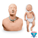 The Life/form® Patient Education Tracheostomy Care Set