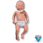 The Life/form® Infant Patient Education Tracheostomy Care Mannequin