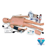 The Life/form® Deluxe Child CRiSis Mannequin with Arrhythmia Tutor