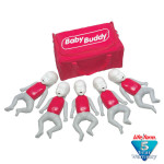 The Baby Buddy™ Infant CPR Mannequin - 5 Pack