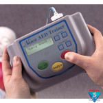 The NASCO AED Trainer