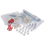 The Life/form® Lung/Airway Systems for Life/form® Fat Old Fred Mannequin - 24 Per Pack