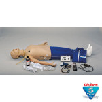 The Life/form® Adult CRiSis Auscultation Mannequin