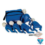The CPR Prompt™ 5-Pack Infant Training Mannequin - Blue