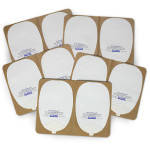 The CPR Prompt™ Foam Electrode Peel-Off Pads - Philips Heartstream Style