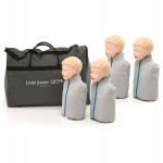 The Laerdal® Little Junior QCPR - Child CPR Mannequin - 4 Pack