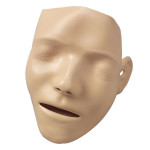 The Laerdal® Resusci Anne / Little Anne - Adult Mannequin Faces - 6 Per Pack