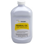 The First Aid Store™ Mineral Oil, Heavy 16 oz. - 1 Each