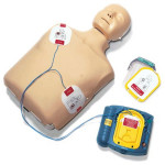 The Philips HeartStart AED Trainer 2
