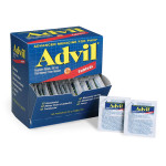 The Advil® Advanced Medicine for Pain - 100 Per Box