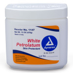 The First Aid Store™ Petroleum Jelly, 15 oz. Plastic Tub