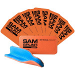 The SAM Medical Finger Splint, Reusable, 10 Per Pack