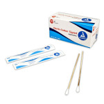 "The First Aid Store™ Cotton Tipped Applicator - Sterile - 6"" - 200 Per Box"