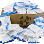 "The Urgent First Aid™ Instant Cold Compress, Bulk 4""x5"" - 125 Per Case"