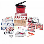 The Guardian Survival Gear 4 Person Guardian Bucket Survival Kit